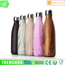new design shape products 2016 innovative bulk items stainless steel bottle