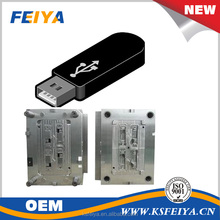 china supplier usb plastic shell plastic mould 2015 new products