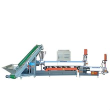 Good Quality PE Water Ring Hot Cutting Recycling Plastic Granulator