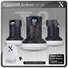 high gain low noise satellite finder one solution universal ku band single lnb/lnbf