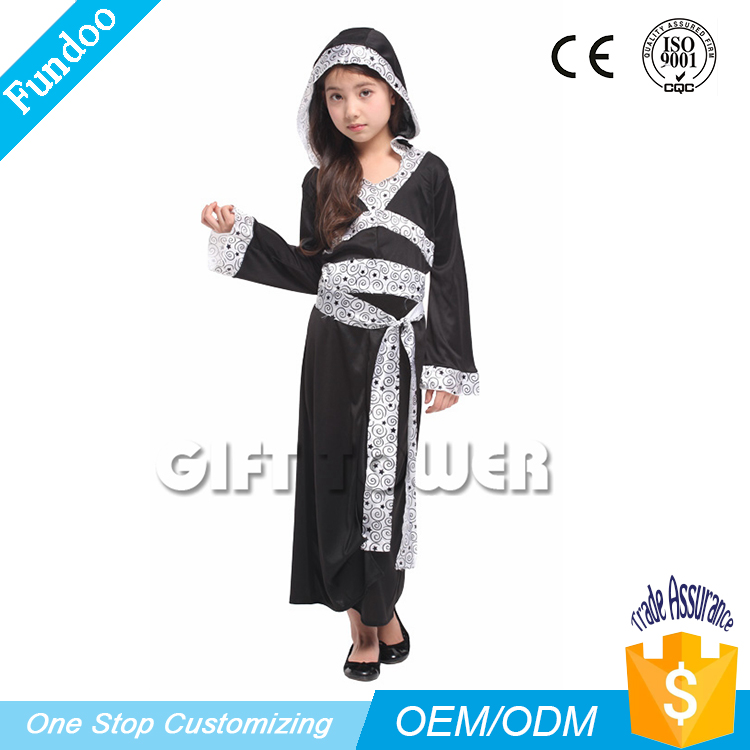 Hot Sale Masquerade Party Sexy Children Movies girl nun costume