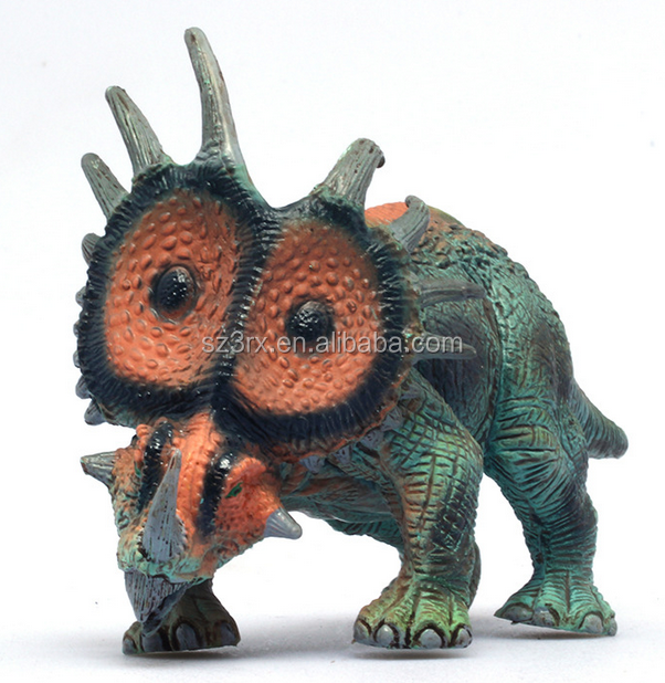 Hot Selling Simulation Plastic Dinosaurs Animal Figurines Educational toys /Realistic Forest Animal Plastic Models
