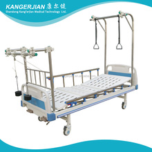 B20 hot sale Two crank manual Orthopedics traction medical bed
