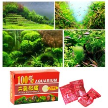 1 Box 36pcs Aquarium CO2 Carbon Dioxide Tablets For Plants Aquarium Fish Tank Diffuser Plant Aquario Accessory New