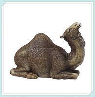 New products resin camel Statue figurine