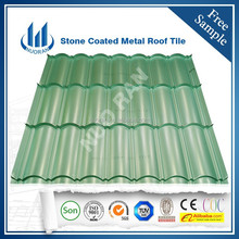 NUORAN light weight spanish tile roof/natural slate metal sheet roof tile