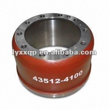 truck parts - brake drum 501774 YORK(TRAILER / GUNTE WEBB / KIC / FUWA /)