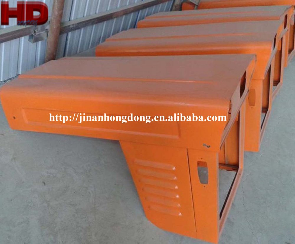TS300 Engine Hood for Taishan Brand Wheel Tractor Parts For Sale