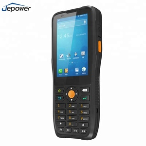 HT380K 1D Barcode Scanner Android Pda with Honeywell 2D Barcode Engine