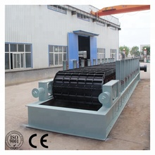 Hot Sale Flat Belt Apron Pan Feeder For Iron Ore