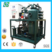 Industrial Vacuum Mobile Hydraulic Oil Filtration Unit
