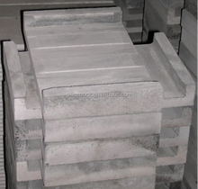 High purity competitive price silica fume for refractory bricks