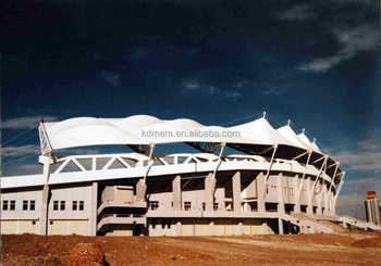 Waterproofing Tensile Fabric Structure Stadium