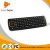 Smart mini wireless keyboard wireless air mouse with keyboard for smart tv