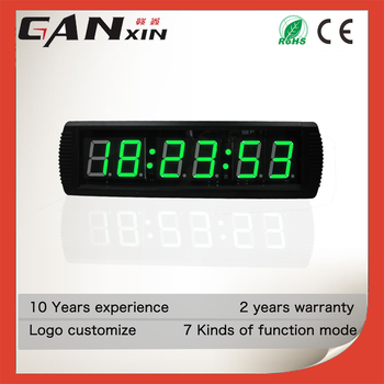 [Ganxin]popular for schools master clock system