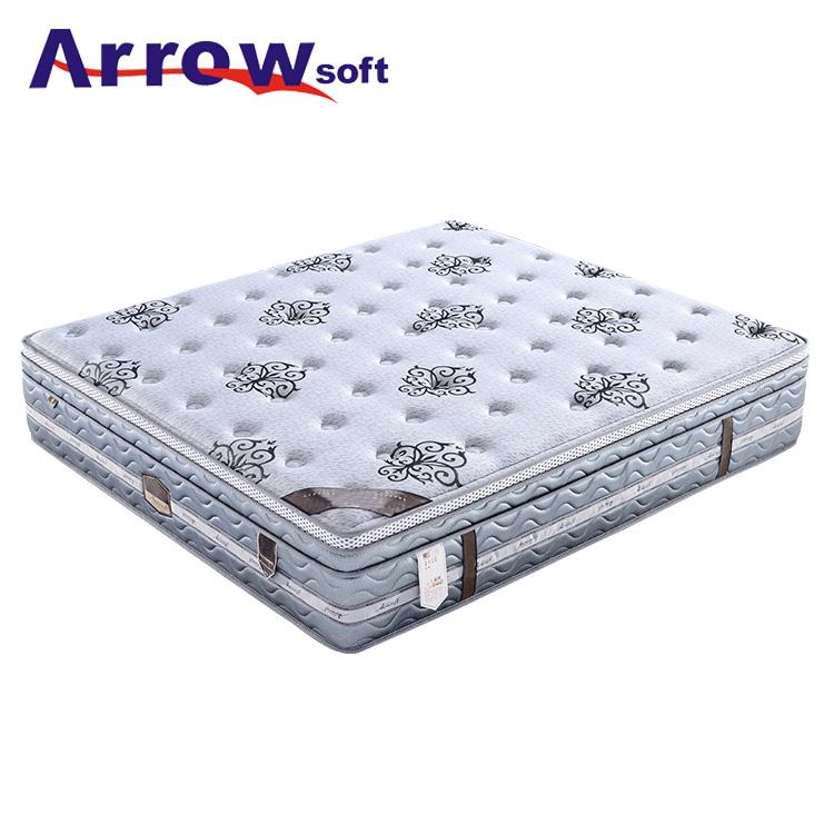 Modern style comfort compress foam spring latex mattress - Jozy Mattress | Jozy.net