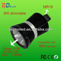 2013 Dayton New style GU10/E27/MR16 3W 5W 7W 8W 12v 1w mr11 led spot light