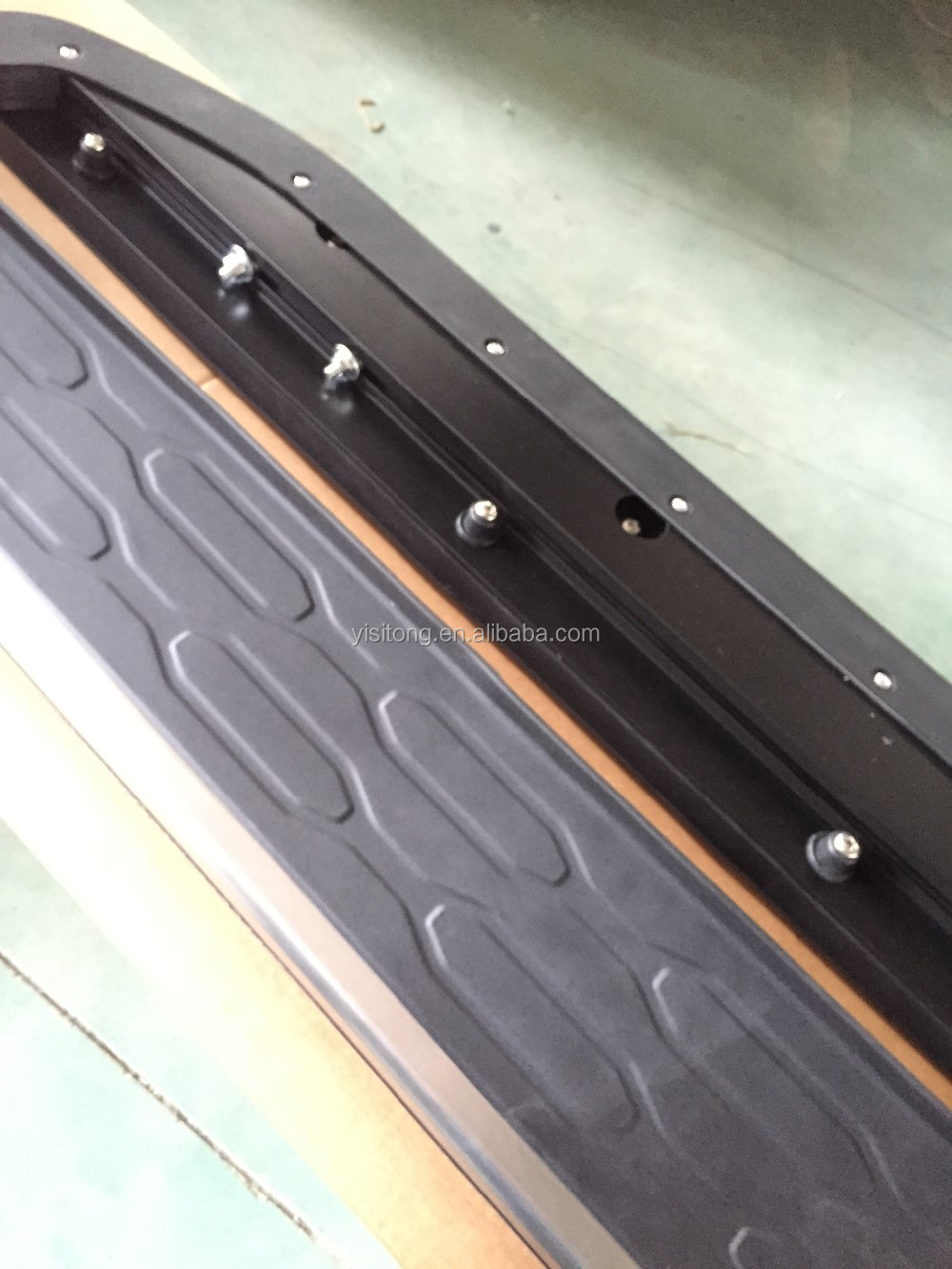 Running board fit for 2015-2016 landrover discovery sport