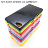 silicone soft gel tpu cover case for sony xperia Z5 compact case