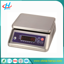 HY-SS 30kg Electronic digital commercial waterproof weighing scale