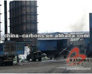 Calcined Anthracite Coal/ carbon raiser--Wanboda Brand