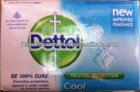 DETTOL TOILET SOAP COOL, DETTOL MEDICATED BATH SOAP