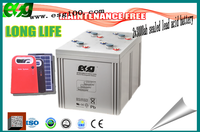 Agm battery 2v 3000ah high discharge rate battery lead acid ups rechargeable battery