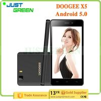 Brand New X51 GB 8GB 2G/3G Dual SIM Card 1280*720 brand mobile phone with low price