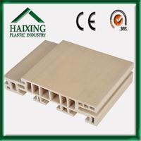 plastic wood door ,embossed, anti-impact,construct materail,PVC/PE,CE,SGS