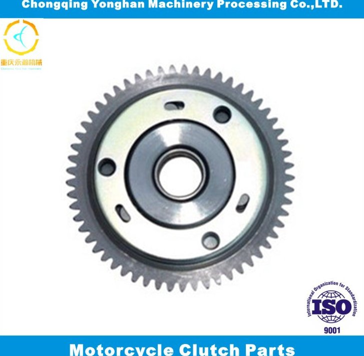 CG125 Motorcycle Overrunning Clutch Motorcycle Cluth For Tuk Tuk