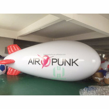 New design!!! Remote control inflatable Airship helium balloon,model airship, blimp