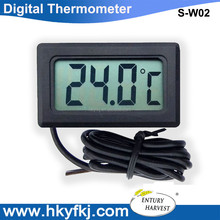 room temperature gauge, digital mini temperature meter(S-W02)
