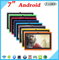 Hot Selling 7 Inch Mid Q88 Android Tablet Pc With Bluetooth Camera And Manual