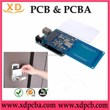 One stop RFID Control pcb/RFID PCBA for finger print/pcbs for Door Entry System