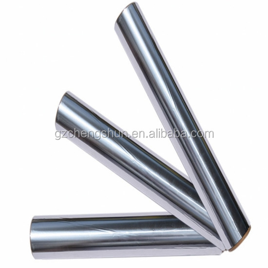 Aluminum Foil Roll Style BBQ Paper for food grade foil