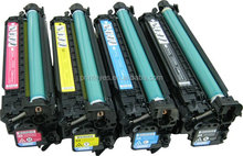 top quality printer ricoh toner 3525 color toner cartridge compatible for hp laserjet