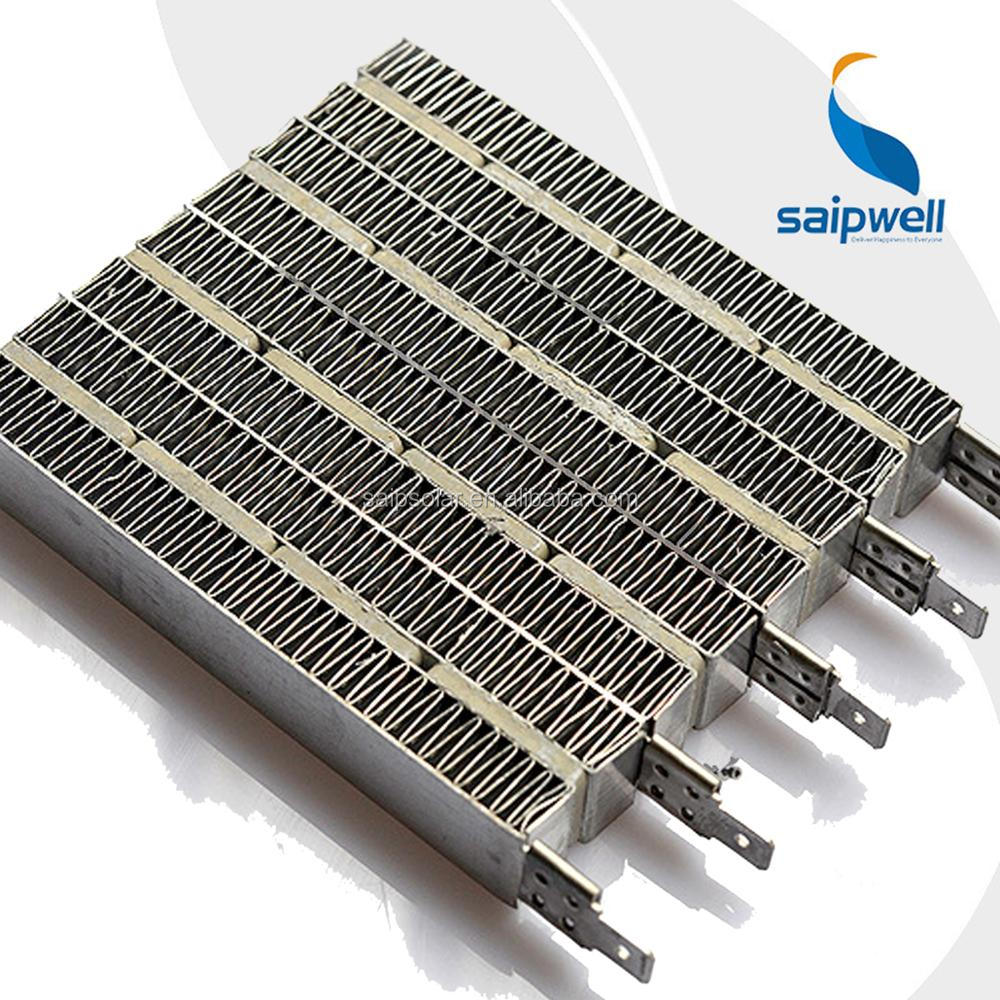 SAIP PTC Insulate corrugated heater(PTC Air heater insulator,PTC Heater for warm air-conditioner)