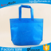 wholesale promotional reusable polypropylene nonwoven grocery tote bags