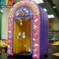 Hot selling inflatable money booth for sale
