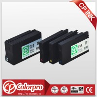 hight quality for hp T120 T520printer for hp 711 compatible ink cartridges