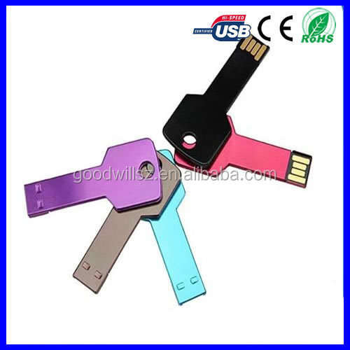 Promotional Gift Key USB Flash Drive 2.0,2GB/4GB/8GB Key USB Flash Drive