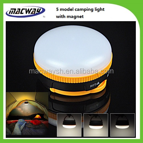Best selling 3*AAA batteries power hanging led camping lantern