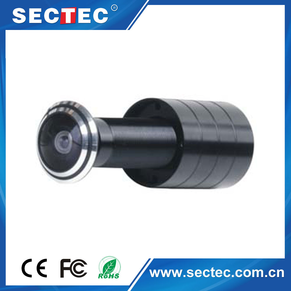 Door bell with camera door eye camera door eye hole for Door video camera