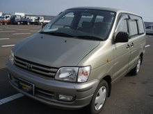 (CODE: NA1137) TOYOTA TOWNACE NOAH JAPANESE USED CAR MODEL 1997