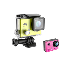 HOT 1080p video waterproof hd sports G2 H2R remote control 4K action camera