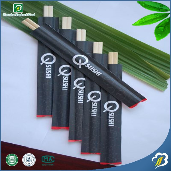 21cm High Quality Disposable Bamboo Tensoge Sushi Chopsticks