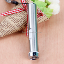 Small Dual Function 1x AAA Battery Keychain Money Detector Mini UV Flashlight