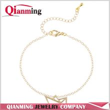 Gold Silver Plated Boat Bracelets for Women Sailing Ship Bracelet Handmade Jewelry