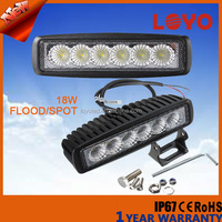 auto parts car accessories 18w led work light for offroad trucks 12v led driving light led work light cob