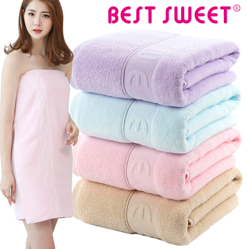 Factory price jacquard bath towel